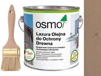 OSMO 1140 Lazura Olejna Efekt SREBRNY AGAT 2,5L