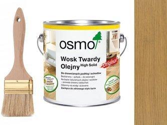 OSMO 3062 wosk twardy olej 0,75L BEZBARWNY MAT