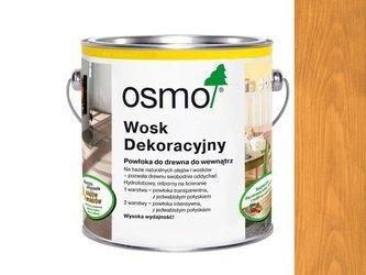 OSMO 3103 wosk dekoracyjny JASNY DĄB 125ml