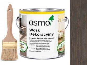 OSMO 3118 wosk dekoracyjny GRANITOWY SZARY 0,75L
