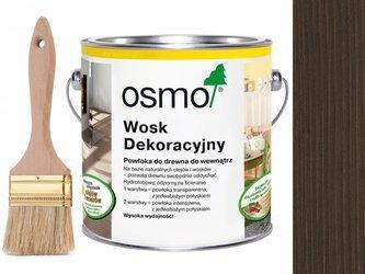 OSMO 3161 wosk dekoracyjny KOLOR HEBAN 2,5L