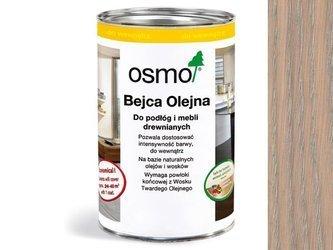 OSMO 3518 Bejca Olejna podłogi JASNY SZARY 125ml