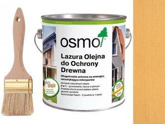 OSMO 710 Lazura Ochronna do drewna PINIA 2,5L