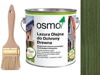 OSMO 729 Lazura Ochronna do drewna ZIELONY 2,5L