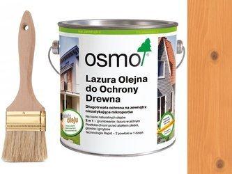 OSMO 731 Lazura Ochronna do drewna DAGLEZJA 2,5L