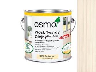Osmo 3340 Wosk twardy olejny EXPRESS 125 ml BIAŁY