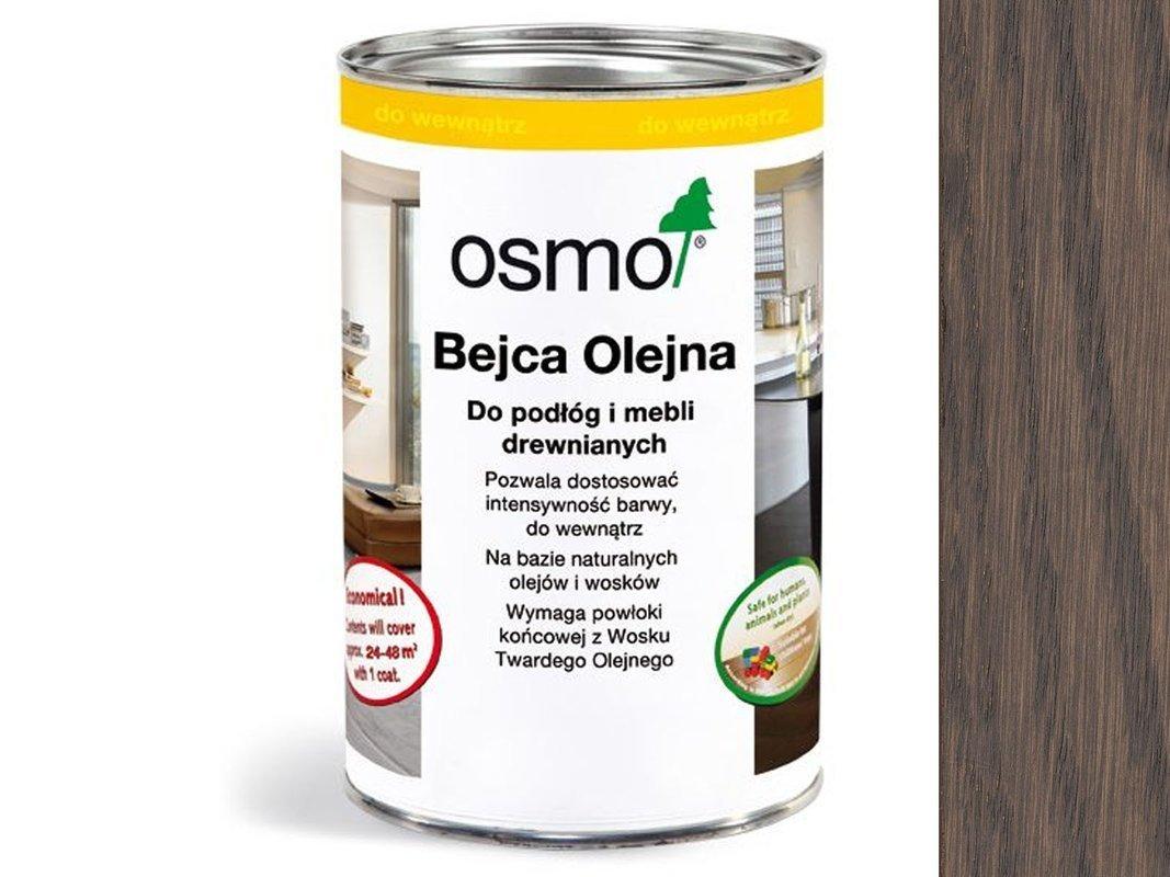 OSMO 3514 Bejca Olejna do podłogi GRAFIT 125ml