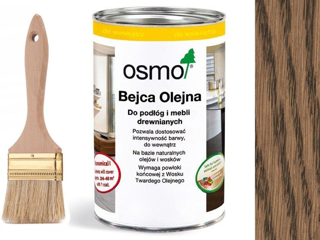 OSMO 3564 Bejca Olejna podłogi TABAKOWY 500ml