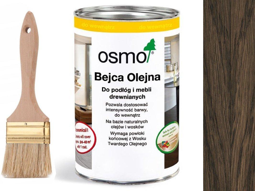 OSMO 3590 Bejca Olejna podłogi CZARNY 500ml
