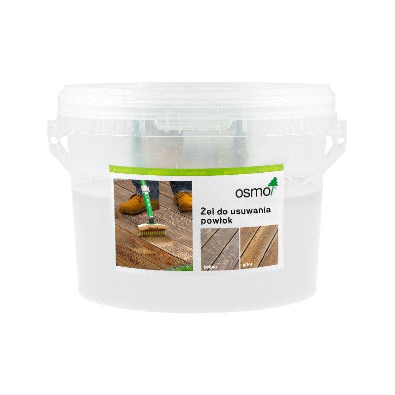 OSMO 6611 Żel do usuwania powłok 10L farby oleju