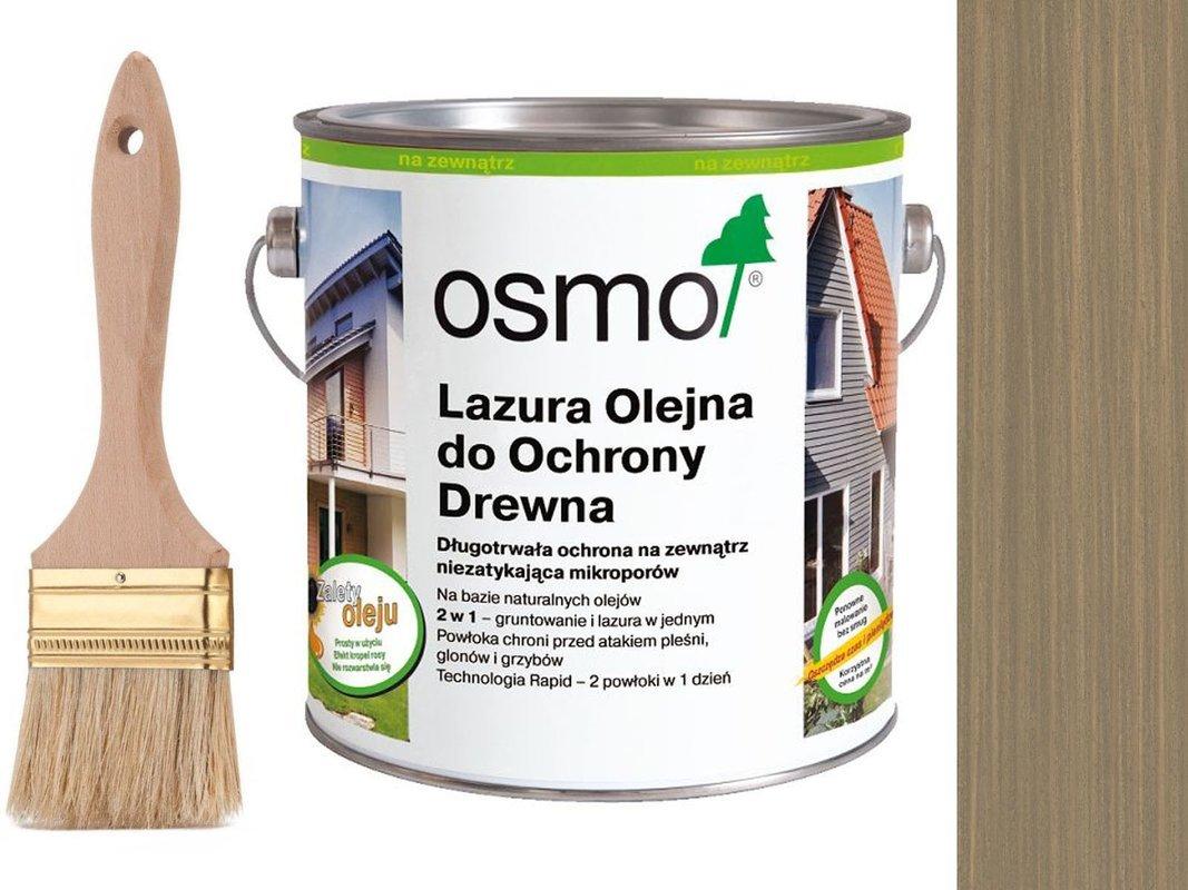 OSMO 903 Lazura Ochronna do drewna SZARY 2,5L