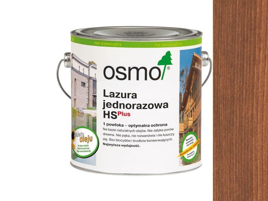 OSMO Lazura Jednorazowa 9232  MAHOŃ 125ml