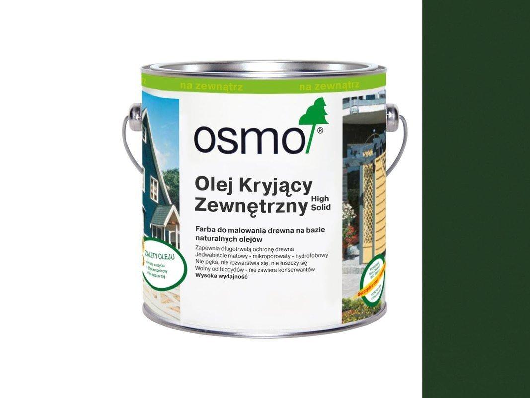 OSMO Olej Kryjący 2404 ZIELEŃ CHOINKOWA 125ml