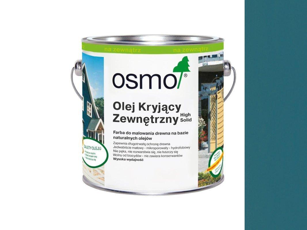 OSMO Olej Kryjący 2501 BŁĘKIT LABLADOR 0,125L