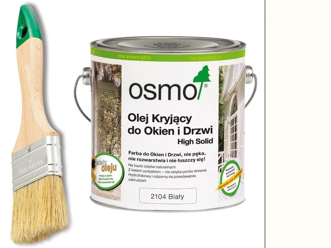 OSMO Olej Kryjący do OKIEN i DRZWI 2104 25L