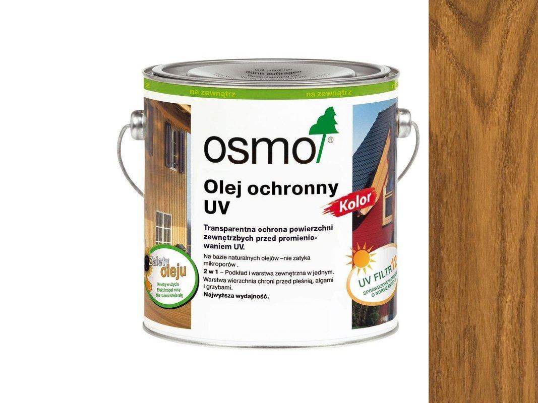 OSMO Olej Ochronny UV KOLOR Dąb 425 0,125L