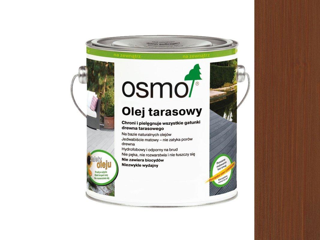 OSMO Olej do Tarasów 016 BANGKIRAI 125ml