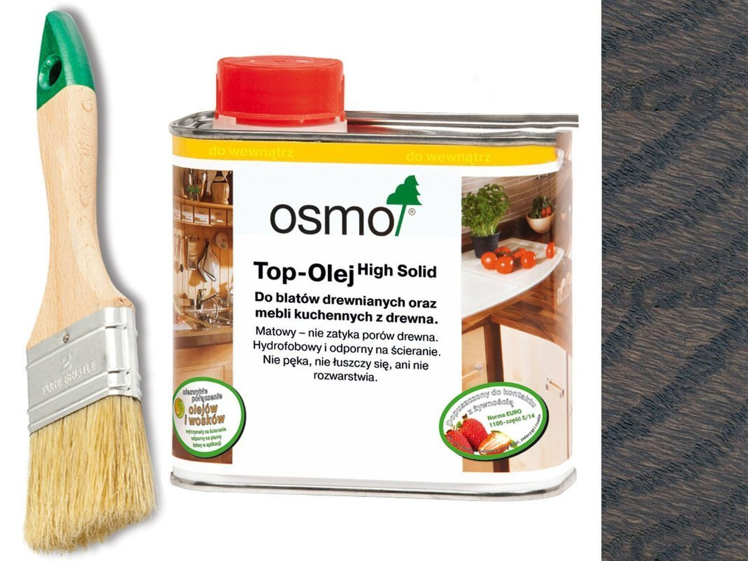 Olej OSMO Do Blatów Kuchennych 0,5L GRAFITOWY 3039