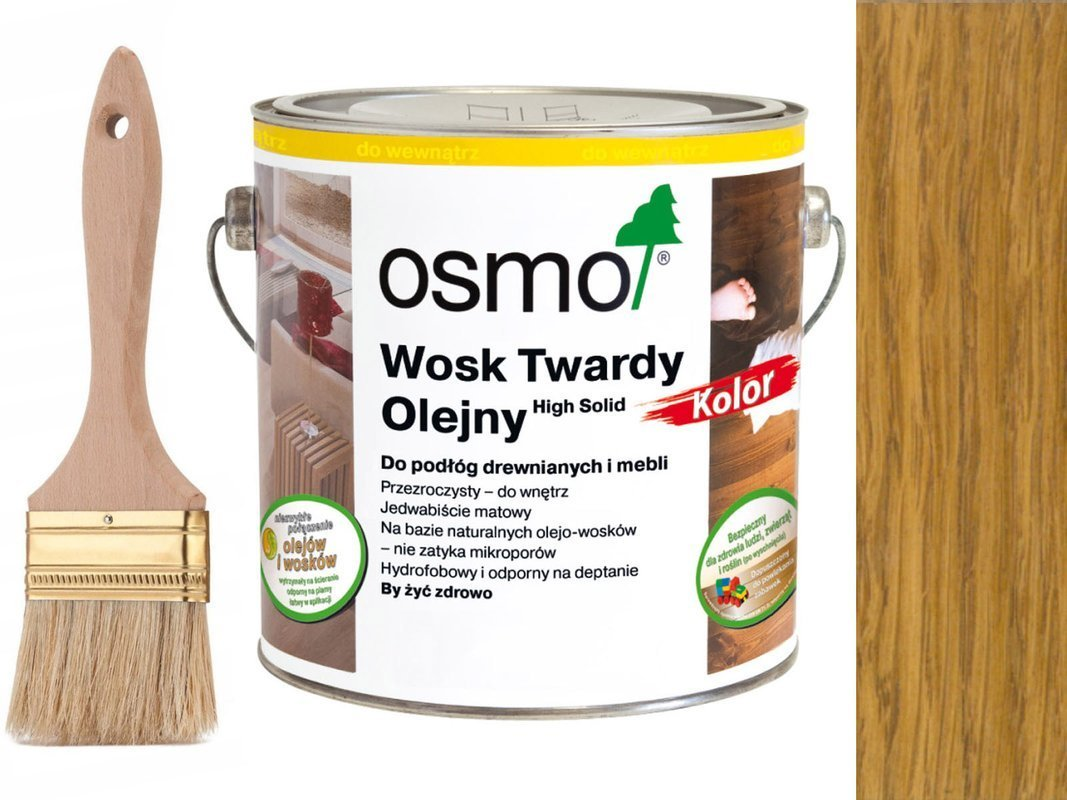 Osmo 3071 wosk twardy olejny olej 25 L MIÓD